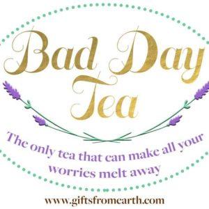 bad day tea